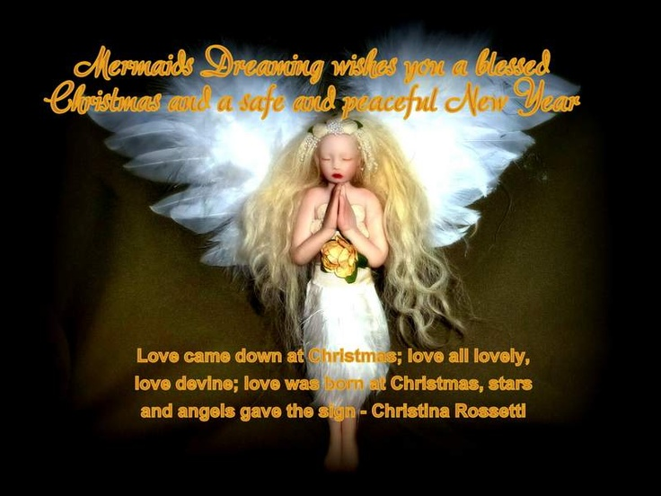 Merry Christmas from Mermaids Dreaming