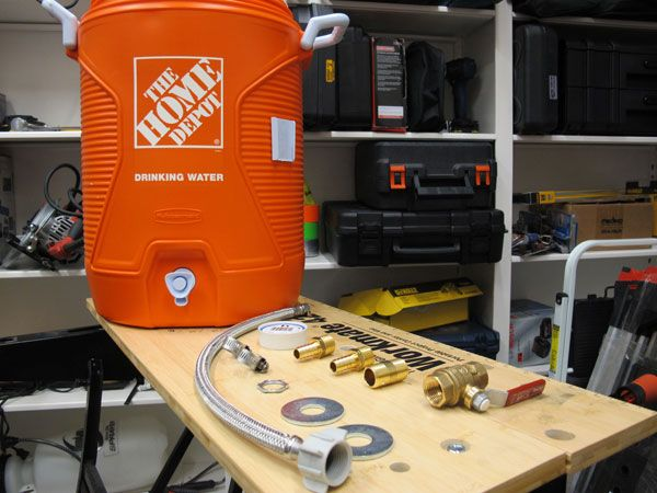 How to Build Your Own #HomeBrewing Mash Tun