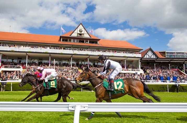 Chester Racecourse, Chester   www.visitchester.com