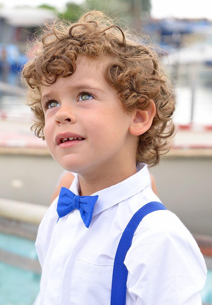 Noeud Papillon ceremonie garçon : vetement mariage et bapteme - Les petits Inclassables