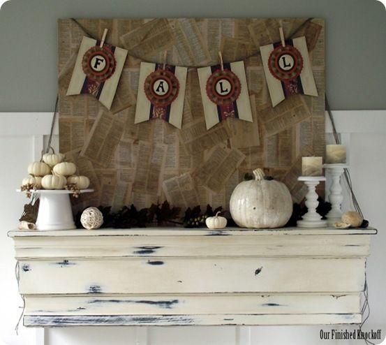 57 best images about mantels on pinterest painted. Black Bedroom Furniture Sets. Home Design Ideas