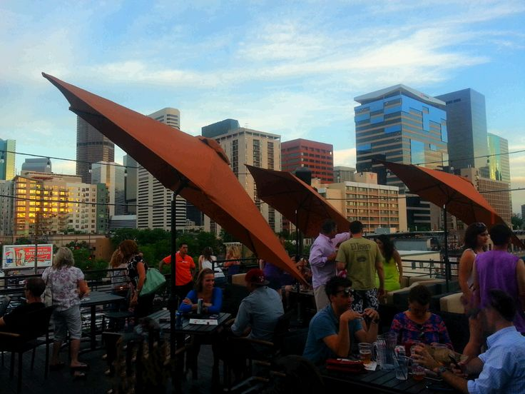 Awesome Rooftop at View House! denver