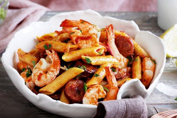 Using pasta adds a fresh twist to this rich and fragrant penne pasta dish. Description from pinterest.com. I searched for this on bing.com/images