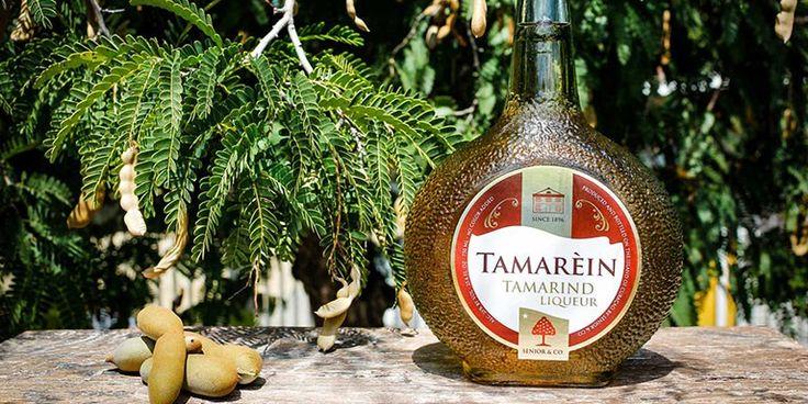 Exclusive Tamarind Liqueur - made at Landhuis Chobolobo!