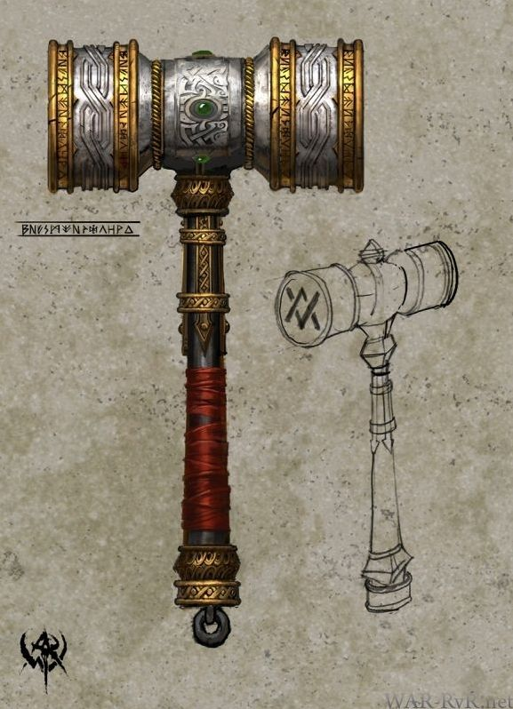 warhammer weapon concept art pinterest artworks
