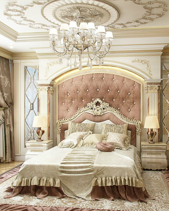 Luxury Bedroom Design Ideas: 10881 Best Romantic Bedrooms Images On Pinterest