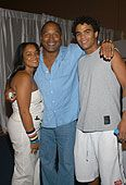 OJ Simpson's son Justin and daughter, Sydney - Page 3