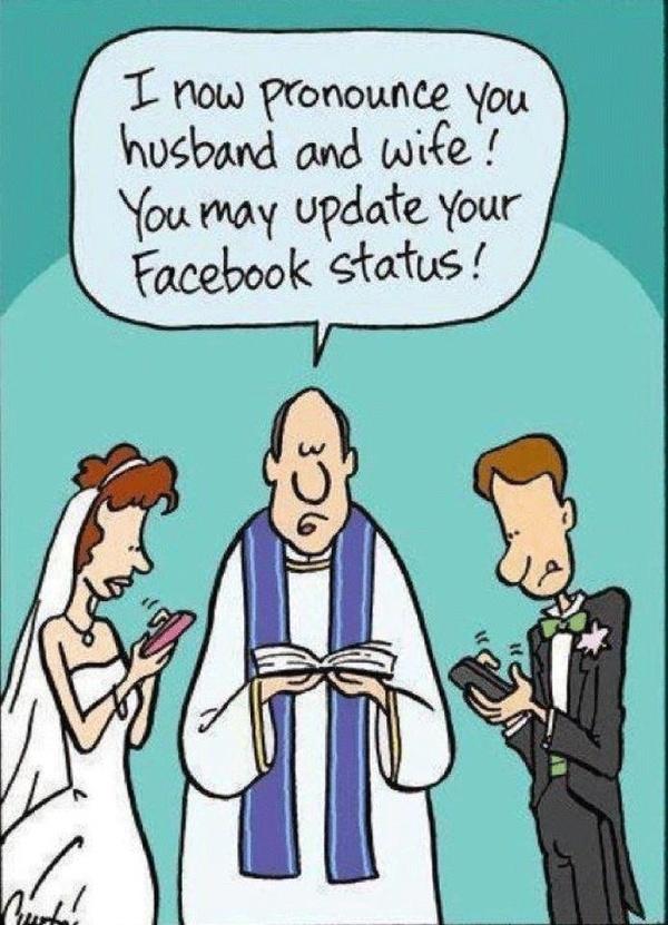 #Facebook #Trouwen #Funny