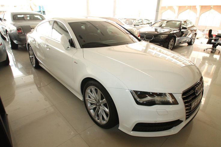 Audi A 7 For Sale                             in Jeddah