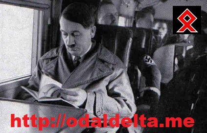 Dem Führer im Flugzeug