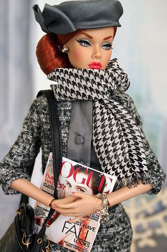 TAG GAME : Into Fall | Rules: Take a photo of your doll or d… | Flickr