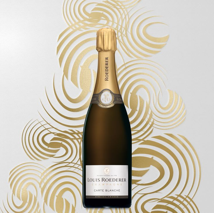 Champagne Louis Roederer - Champagne Carte Blanche