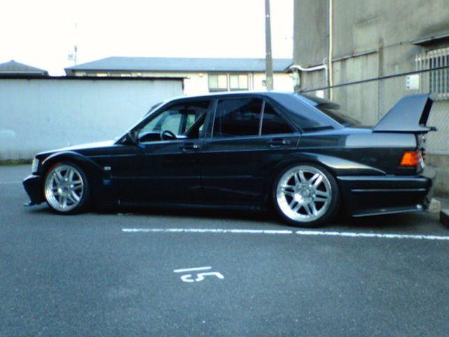 95 best images about mercedes benz w201 evo on pinterest for Garage mercedes 94