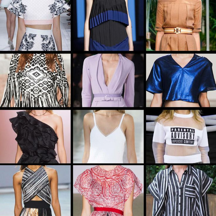 New York Fashion Week revealed Spring 2014 to us in style