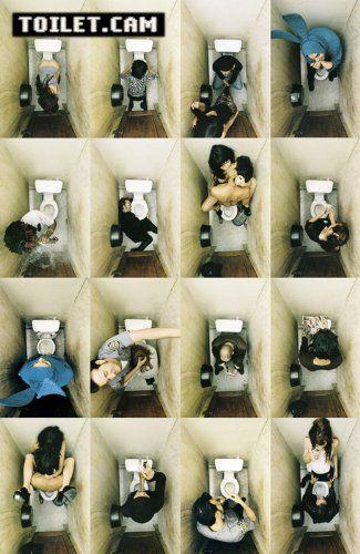 Toilet Cam Secret Web Cam Humour PAPER Poster Measures 36 x 24 inches (91.5 x 61 cm) approx Laminated Posters http://www.amazon.co.uk/dp/B001E6IEH0/ref=cm_sw_r_pi_dp_mXsxwb1Q8J7Q4