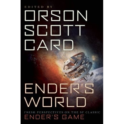 an analysis of orson scott cards enders game (updated with movie review at the bottom of the post) with ender's game, which was published in 1985, orson scott card was successfully able to make guesses as to what the future will hold, at least technologically.