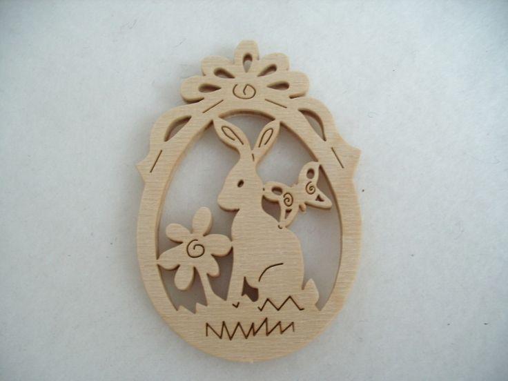 Pasen decoratie / venster beeld van SowaKreativ - Craft levert tegen een redelijke prijs op DaWanda.com