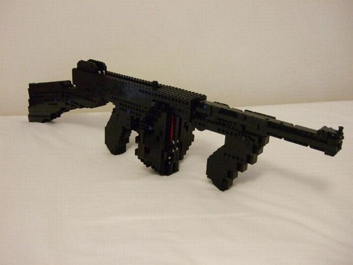 LEGO+Guns | LEGO Guns (30 pics)