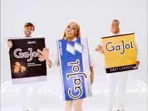 The Sugarfrees - Gajol reklame