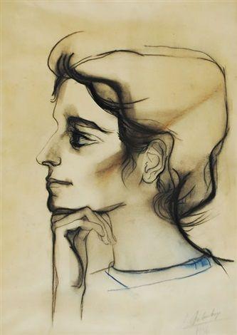 Perfil (1956)  Lino Enea Spilimbergo