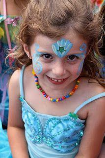 Is jouw dochter fan van Ariel? Schmink haar dan net zoals de kleine zeemeermin. Online vind je heel wat mogelijkheden om kindergrime aan te leren