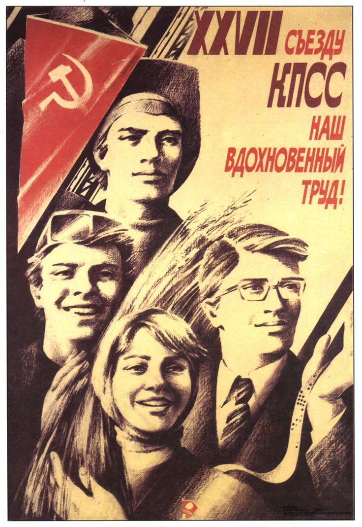 Cartaz Russo
