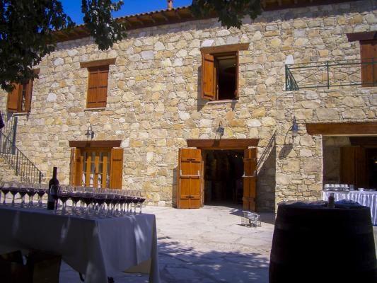 Wedding Venue Ερήμη ΚΥΠΡΙΑΚΟ ΟΙΝΟΜΟΥΣΕΙΟ Κύπρος