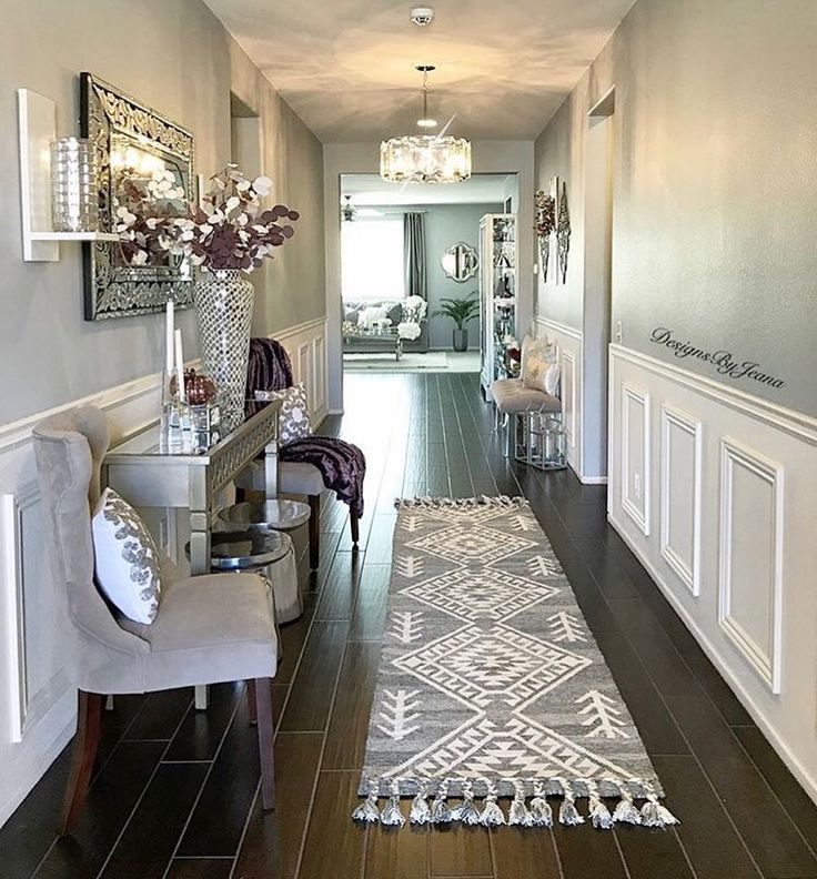 """Entry Photo Credit Inspire Me Home Decor On Instagram: Cecelia On Instagram: """"Loving The Pops Of Plum!...Tag A"""