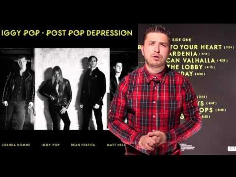 Attack the Music: Iggy Pop - Post Pop Depression (обзор)
