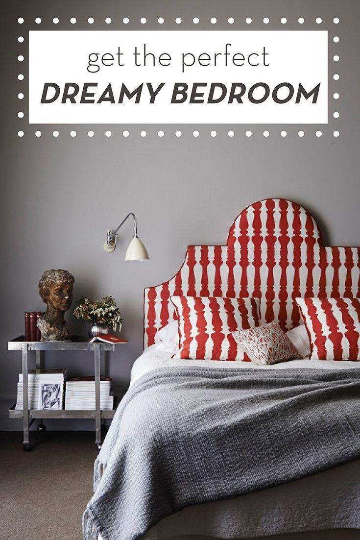 Get that dreamy bedroom look with Haymes' five bedroom paint ideas.