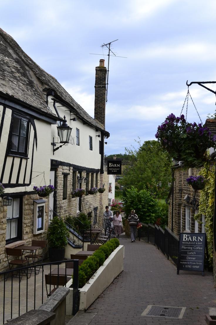 Stamford.....Rural England
