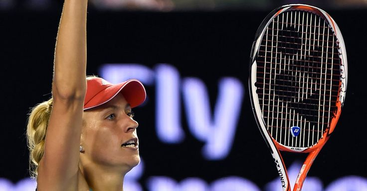 Kerber Keeps Cool in Australia, Long a Williams Safe Haven #Sport #iNewsPhoto