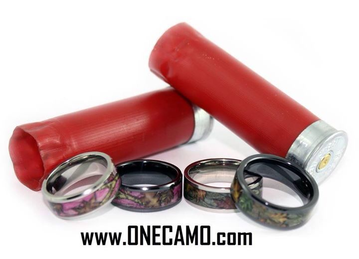 home of the rated camo wedding ring pink camo wedding bands orange camouflage rings camo wedding rings for him and her camo silicone rings more - Orange Camo Wedding Rings