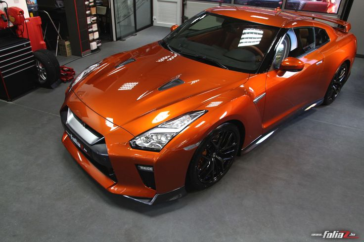 #Nissan GTR #paint protection #bodyfence #kővédő #fényes #karosszéria #védelem #fólia #vinyl #wrap #car wrap #car design #hexis  #avery #3M #ventureshield #foliaZ