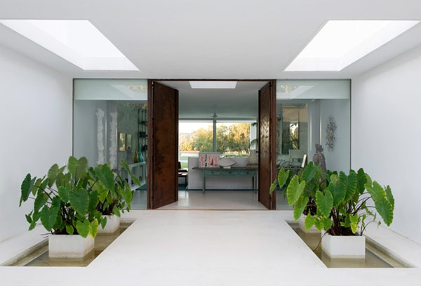 María Lladó modern interiors design