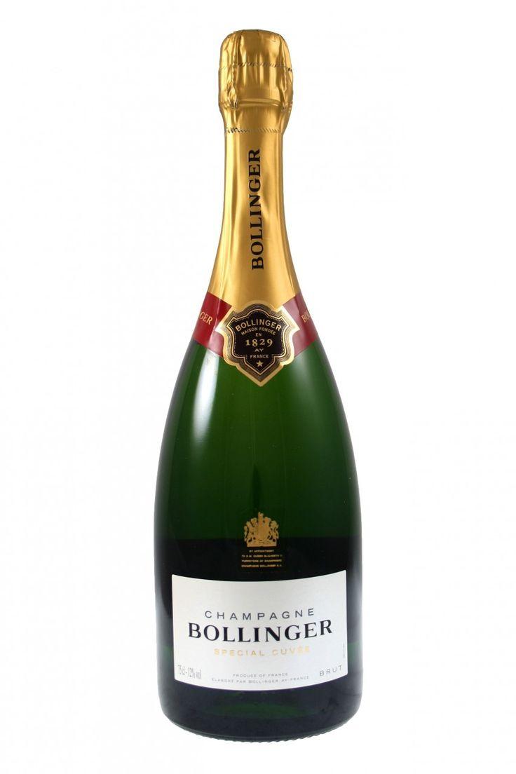 Fraziers Wine Merchants  - Bollinger Special Cuvee Brut Champagne, £28.95 (http://www.frazierswine.co.uk/bollinger-special-cuvee-brut-champagne/)