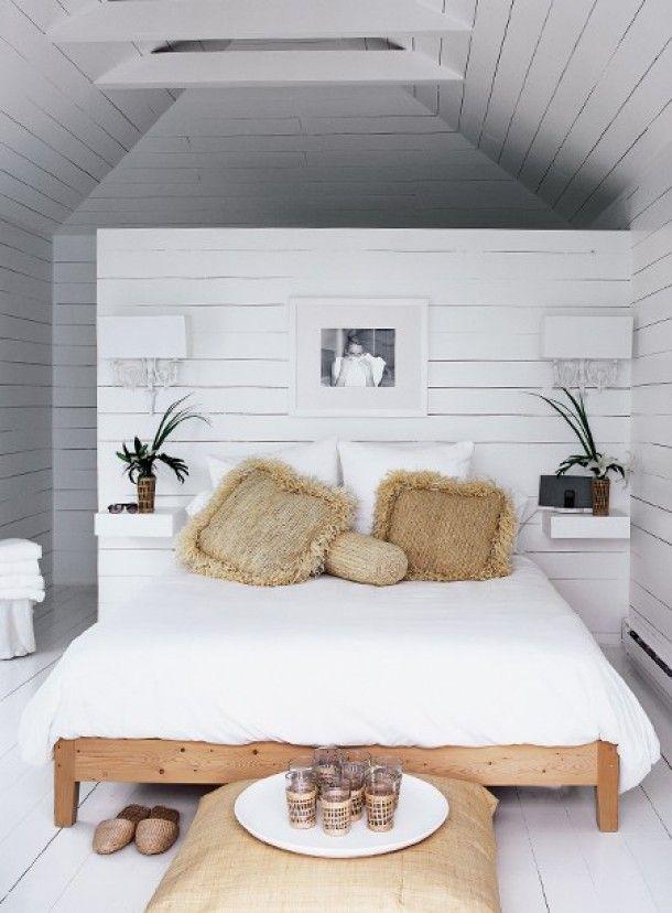 25 beste idee n over kleine slaapkamer op zolder op pinterest slaapkamers op zolder - Volwassen slaapkamer idee ...