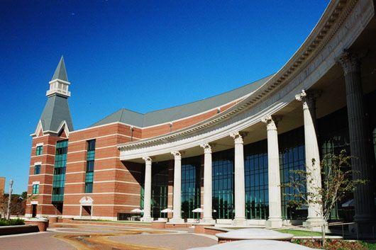 Baylor University - Sciences Building