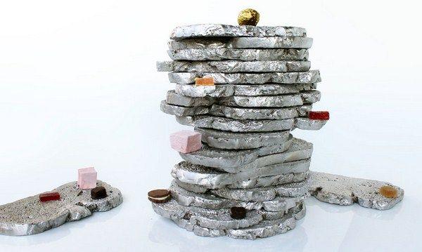 Plat de pa: Andreu Carulla idea una vajilla única para las tapas de El Celler de Can Roca.