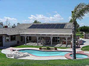 How to Heat Your Pool with Solar Power water heater as an alternative energy form. Find information to help build the best system. Enjoying the swimming pool!
