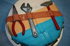 mechanic cake - Buscar con Google