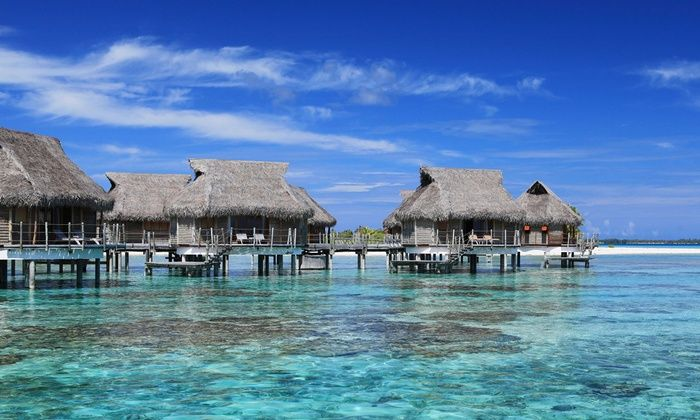 French Polynesia Vacation with Hotel and  Air from Pacific Holidays - Moorea, Tikehau, Rangiora: ✈ 11-Day Vacation in French Polynesia with Air from Pacific Holidays. Price per Person Based on Double Occupancy.