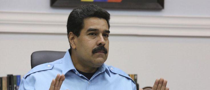 InfoNavWeb                       Informação, Notícias,Videos, Diversão, Games e Tecnologia.  : Contra Maduro, oposição convoca bloqueio nacional ...