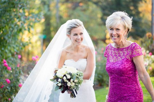 Mother-Daughter Wedding Moments   Oh Lovely Day   Kelsey Combe Photo