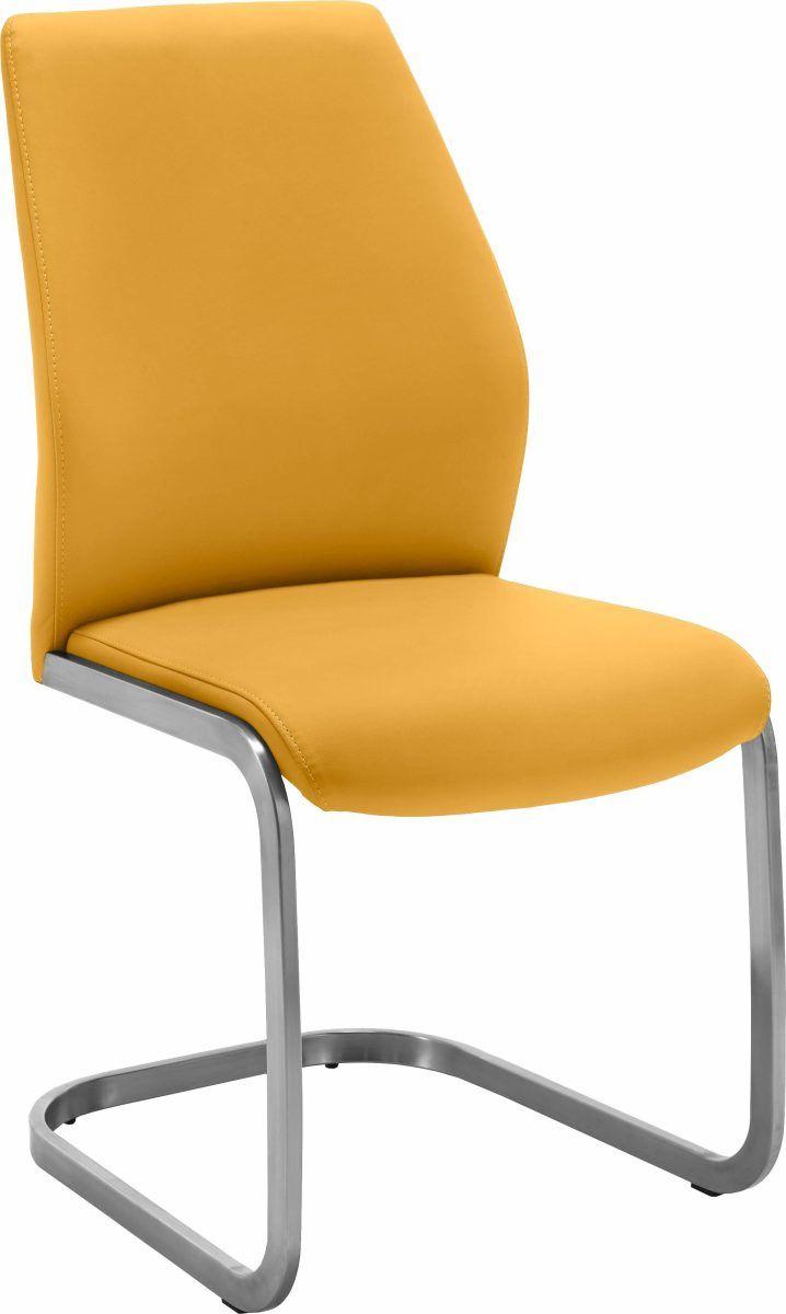 NIEHOFF SITZMÖBEL Stuhl gelb, curry, pflegeleichtes Kunstleder Jetzt bestellen unter: https://moebel.ladendirekt.de/kueche-und-esszimmer/stuehle-und-hocker/freischwinger/?uid=9f36902b-acb7-5d95-b6cb-d6fa19ab3c47&utm_source=pinterest&utm_medium=pin&utm_campaign=boards #freischwinger #kueche #stuhl #esszimmer #hocker #stuehle