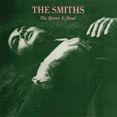Artist: The Smiths | Album: The Queen is Dead | Year: 1986 | Designer: Morrissey