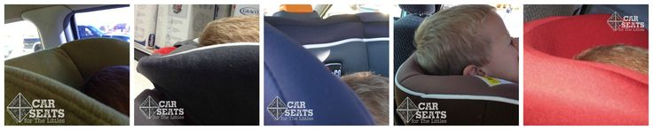 Headroom Collage Great visual for helping determine height differences in convertible car seats