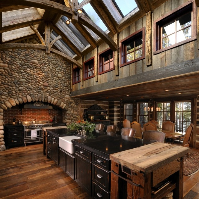 30 Best Dream BIG- Dream Kitchens! Images On Pinterest