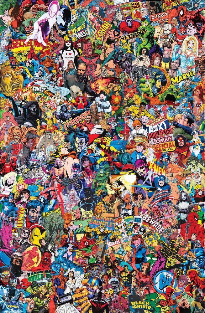 Marvel Comics August 2019 Solicitations In 2019 Geek Art