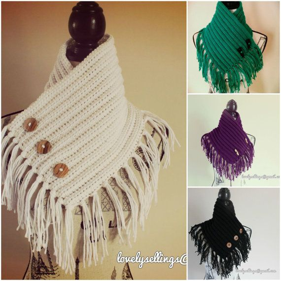 Simplicity Ribbed Cowls by LovelySellings on Etsy  #etsy #handmade #lovely #cowls